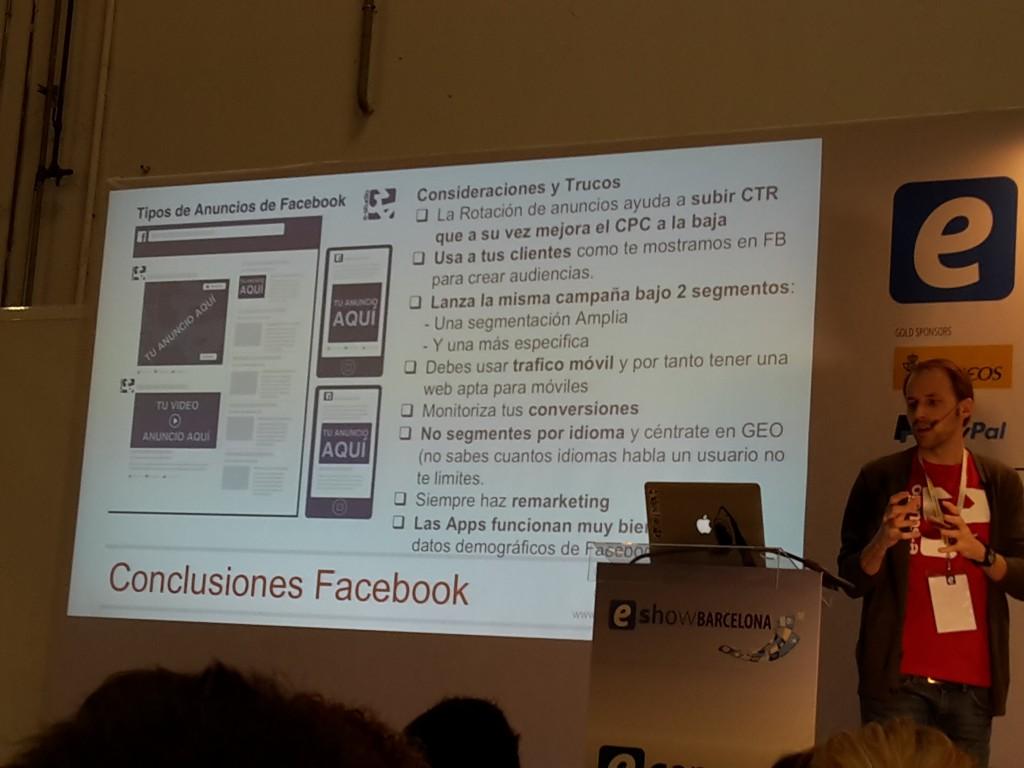 Facebook conferiencia