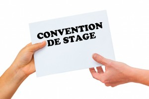 convention de stage