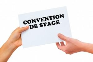 convention de stage