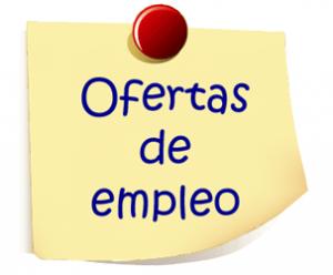 ofertas de empleo